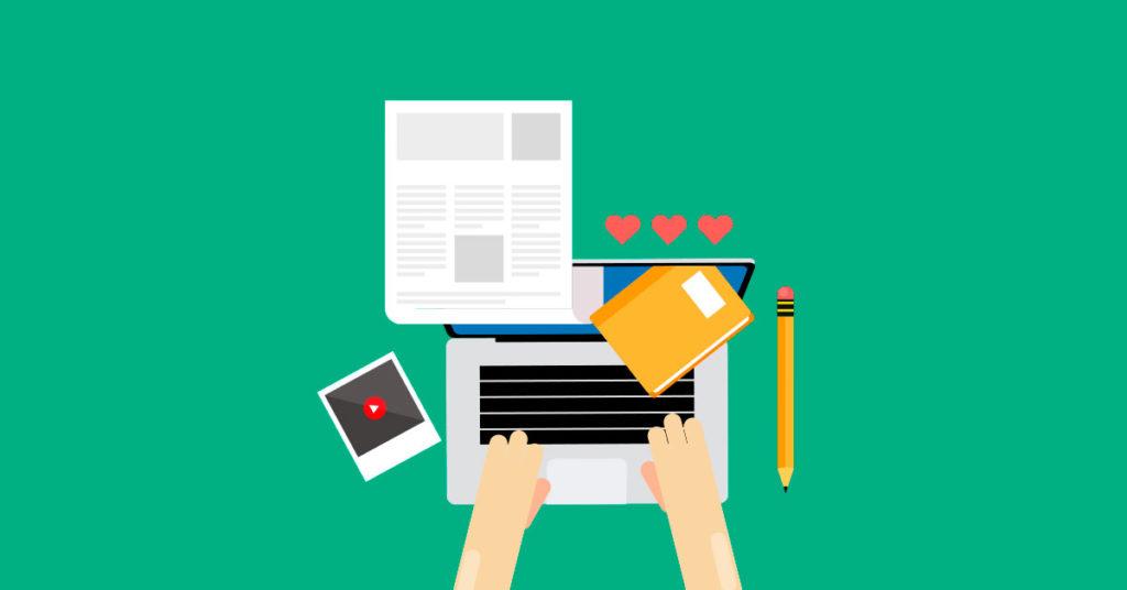 Tener un blog como hobby