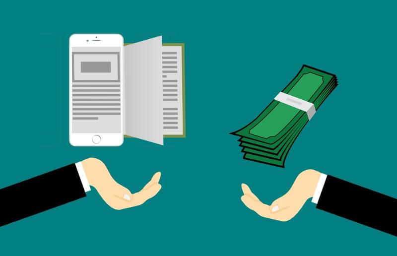 Ganar dinero con los conocimientos