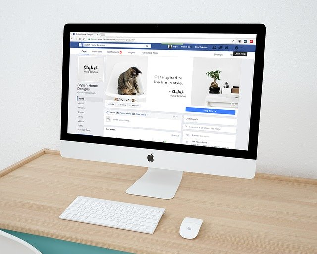 Optimizar perfil en Facebook