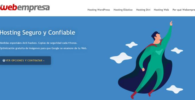 Reseña de Webempresa: Características y ventajas